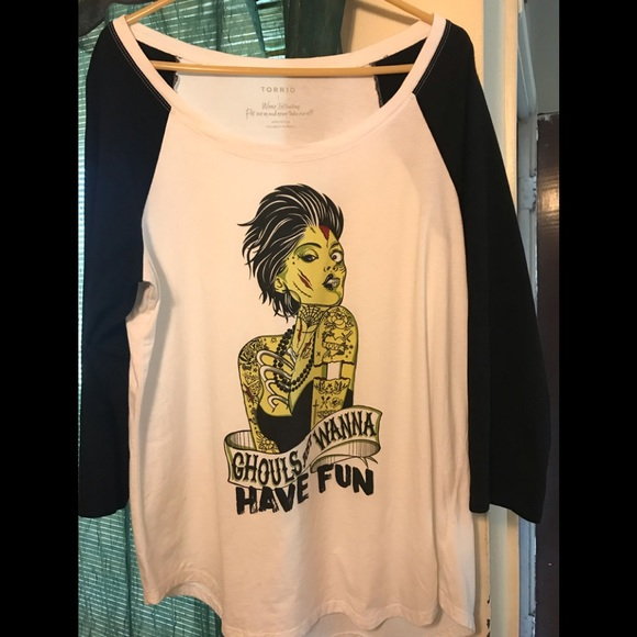 Torrid Ghouls Just Wanna Have Fun T-Shirt